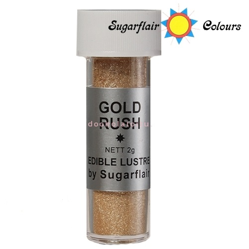 Foto: SUGARFLAIR Colorante in Polvere Golod Rush