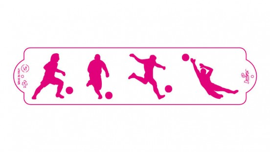 Foto: STENCIL WORLD CUP - DECORA