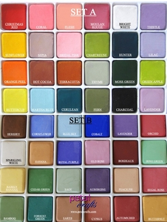 Foto: PALETTE PETAL DUST SET OF 48 A+B