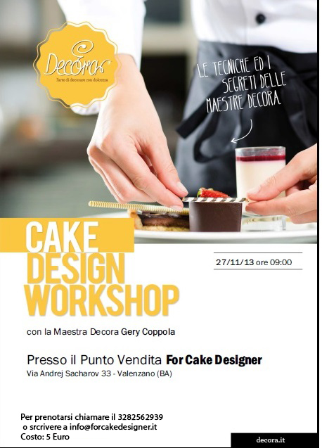 Workshop Decora
