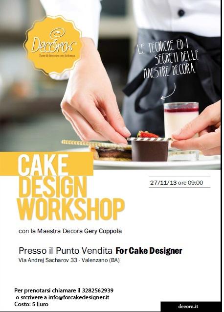 Workshop Decora