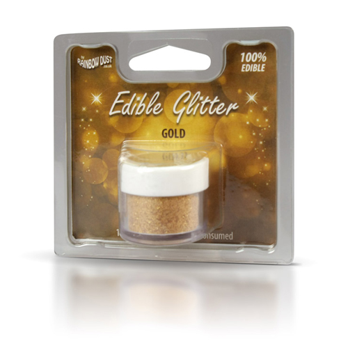 Foto: RD Glitter commestibile -Gold- 5g