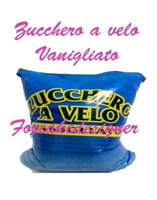 Laped zucchero a velo vanigliato 5kg for Decorazioni zucchero a velo