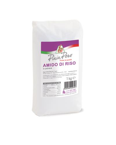 Amido di riso in polvere 1 kg for Cuocere 1 kg di riso