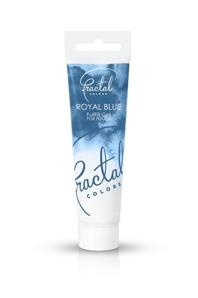 Foto: Fractal - colorante in gel royal blue 30 gr.