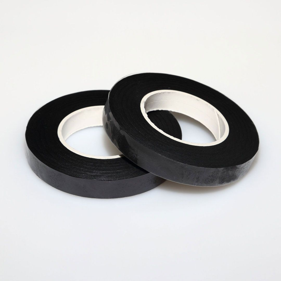 Foto: Dekofee - Floral Tape -Black- 12mm