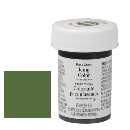 Foto: WILTON Colorante in gel verde muschio 28GR